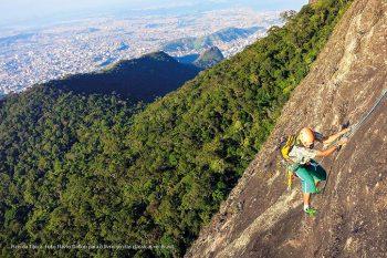 Guia de Escaladas da Floresta - Corcovado - Gávea - Pico da Tijuca