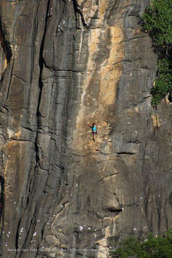 Guia de Escaladas da Serra do Cipó