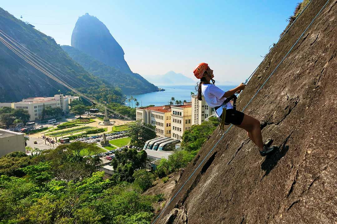 Cursos de Escalada no Rio