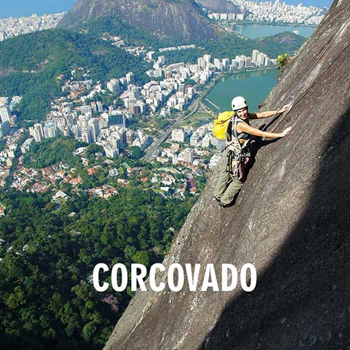 Curso de Escalada no Rio de Janeiro
